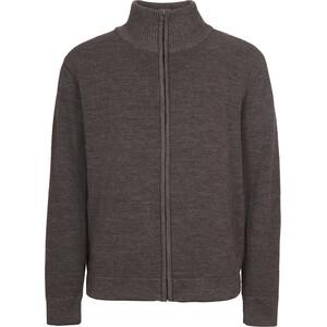 Elkline Seemannsgarn Knitted Jacket Men greymelange greymelange
