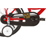 """Vermont Fire Department 16"""" Kids red/white"""
