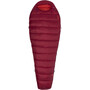 Marmot Micron 40 Sleeping Bag Long sienna red/tomato