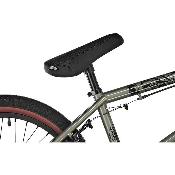 Stereo Bikes Woofer gloss gun metall