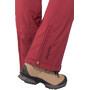 Maier Sports Marie Softshell Stretch Hose Damen cabernet