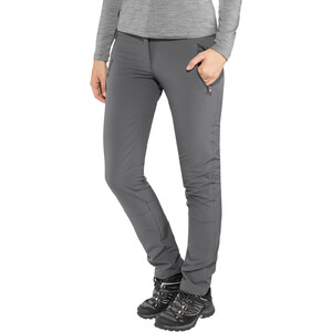 Maier Sports Helga Slim Stretch Hose Damen graphite graphite