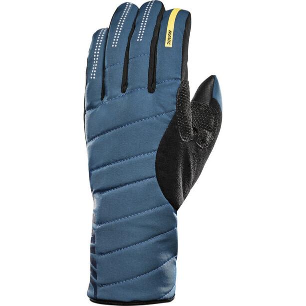 Mavic Ksyrium Pro Thermo Handschuhe majolica blue