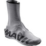 Mavic Cosmic Pro H2O Vision Shoes Cover reflective silver/black