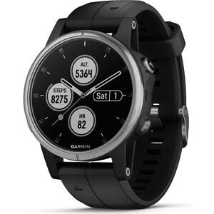 Garmin fenix 5S Plus Smartwatch silver/black silver/black