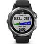 Garmin fenix 5 Plus Smartwatch silver/black