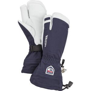Hestra Army Leather Heli Ski 3 Finger Handschuhe navy navy