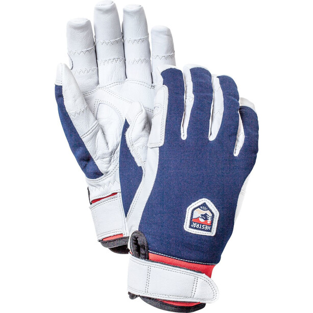 Hestra Ergo Grip Active Handschuhe navy/offwhite