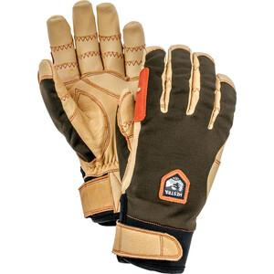 Hestra Ergo Grip Active Handschuhe dark forest/natural brown dark forest/natural brown