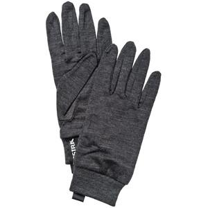 Hestra Merino Wool Active Innenhandschuhe schwarz schwarz