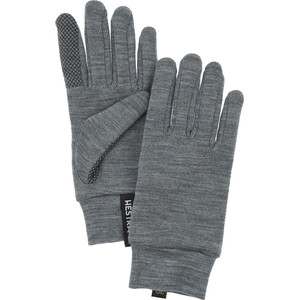 Hestra Merino Touch Point Liners, gris gris