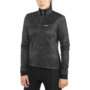 Northwave Allure Total Protection Jacke Damen black black