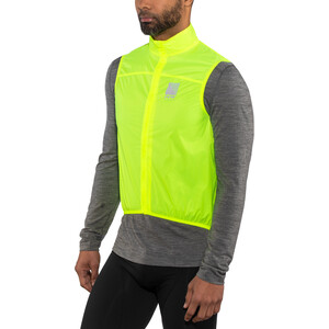 Northwave Breeze 2 Vest Herrer, yellow fluo yellow fluo