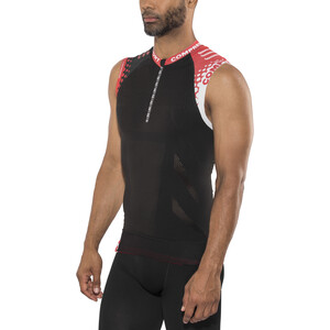 Compressport Trail Running Shirt Tank black black