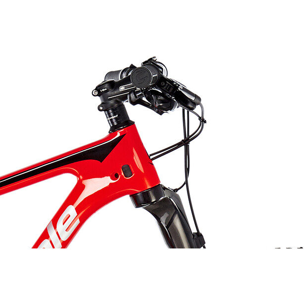 "Cannondale F-Si Carbon 3 29"" acid red"