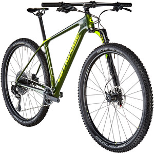 Cannondale F-Si Carbon 3 29 inches vulcan/green vulcan/green