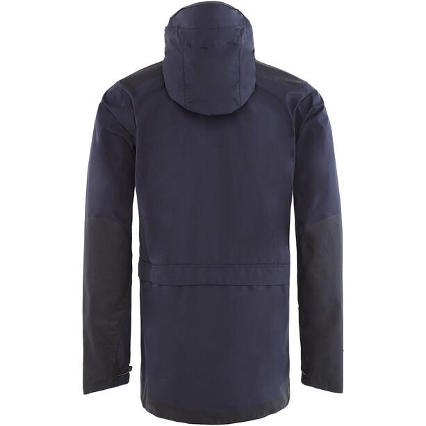 Klättermusen Midgard Shell Jacket Herr storm blue
