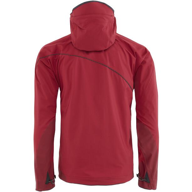 Klättermusen Allgrön 2.0 Jacket Herr röd