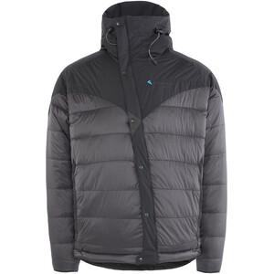 Klättermusen Atle 2.0 Jacket Herr grå/svart grå/svart