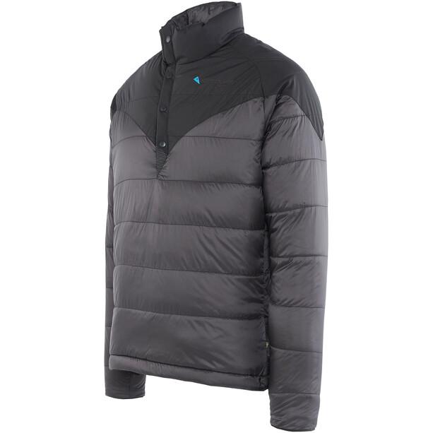 Klättermusen Liv 2.0 Sweater svart/grå