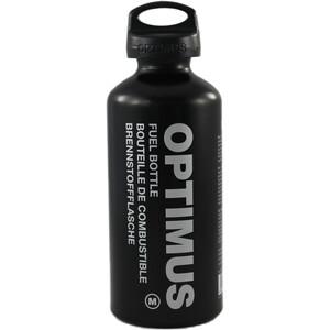 Optimus Bouteille de combustible M 0,6 L avec sécurité enfant, black black