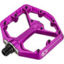 Crankbrothers Stamp 7 Small Pedals purple