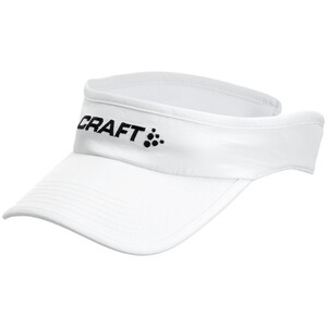 Craft Running Visor white white
