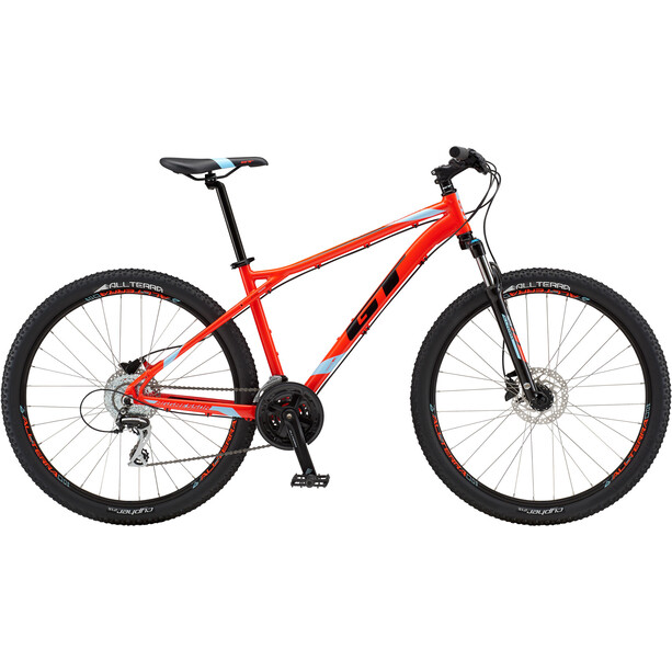 "GT Bicycles Aggressor Expert 27,5"" 2. Wahl red"