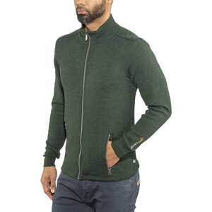 Ivanhoe of Sweden Assar Full-Zip Jacke Herren rifle green rifle green