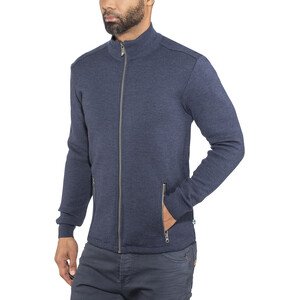 Ivanhoe of Sweden Assar Full-Zip Jacke Herren steelblue steelblue