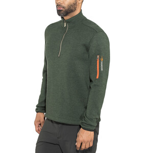 Ivanhoe of Sweden Assar Half-Zip Sweater Herren rifle green rifle green