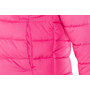Columbia Powder Lite Kapuzenjacke Mädchen pink