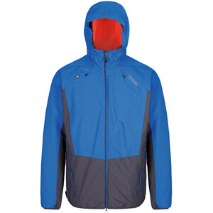 Regatta Whitlow Stretch Jacke Herren oxford blue/seal grey oxford blue/seal grey