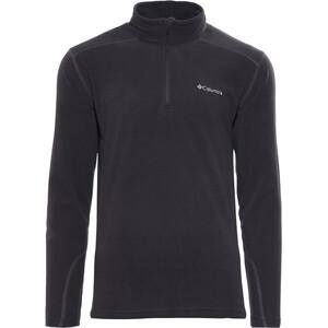 Columbia Klamath Range II Half Zip Fleece Jacket Herr svart svart