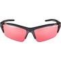 Tifosi Radius FC Glasses matte black - high speed red fototec