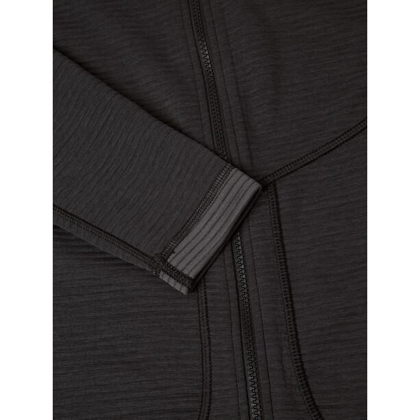 Berghaus Redonda Kapuzen-Fleecejacke Damen black/carbon