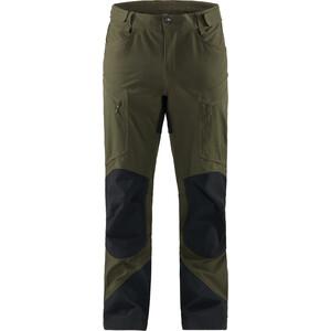Haglöfs Rugged Mountain Pants Long Size Men deep woods/true black deep woods/true black