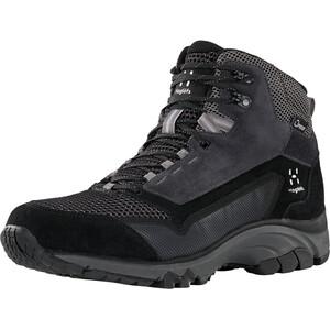 Haglöfs Skuta Proof Eco Mid-Cut Schuhe Herren true black/magnetite true black/magnetite