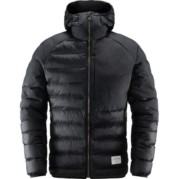 Haglöfs Dala Mimic Hood Jacket Herr true black