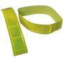 fasi Garter-signal color mit Klettverschluss 1 Paar gelb
