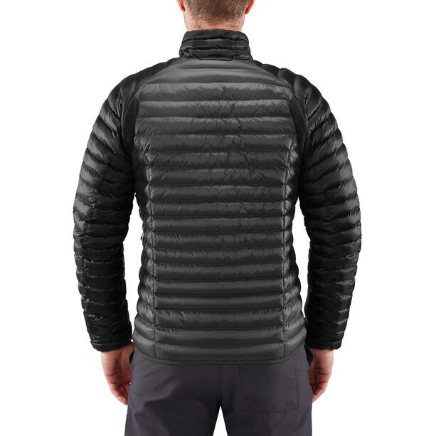 Haglöfs Essens Mimic Jacket Herr magnetite/true black