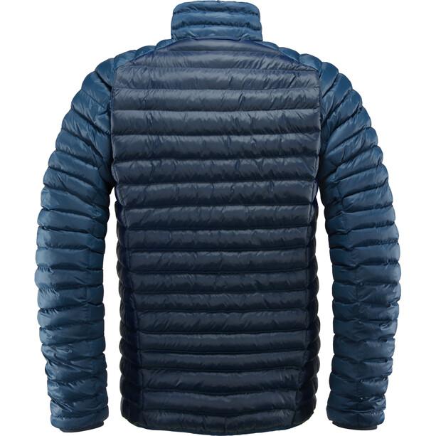 Haglöfs Essens Mimic Jacket Herr tarn blue/blue ink