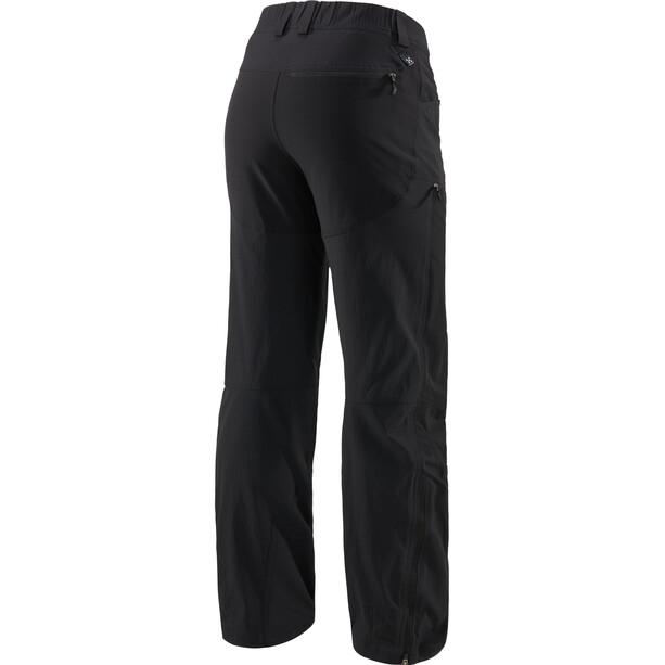 Haglöfs Mid Flex Pants Herr true black solid