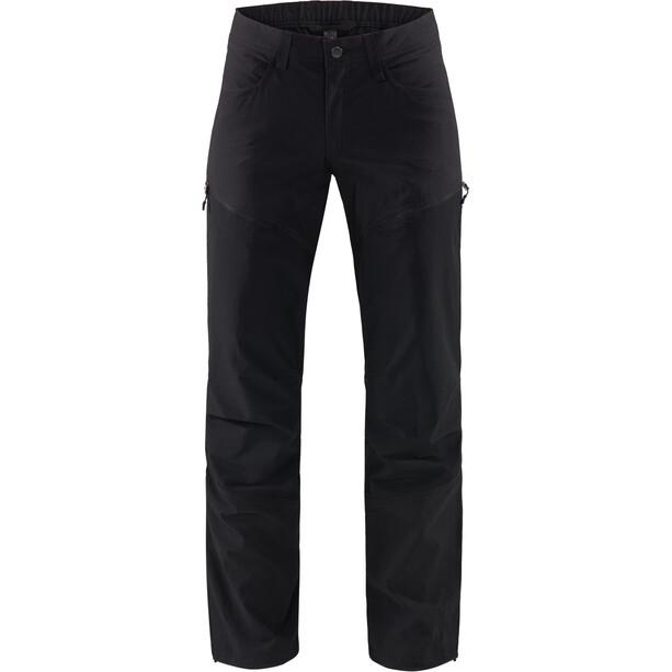 Haglöfs Mid Flex Pants Dam true black solid