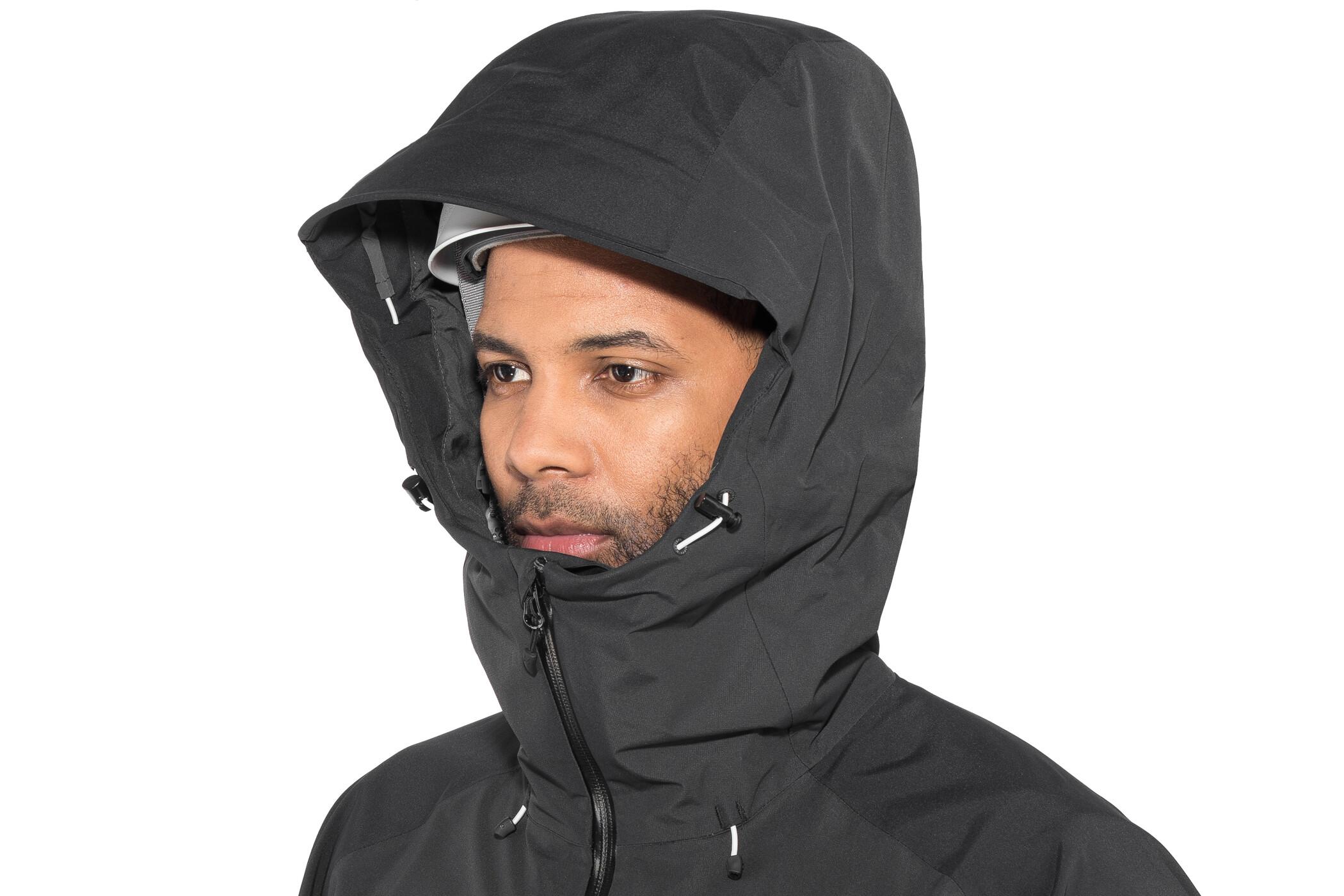 Haglöfs Niva Jacket Herr true black