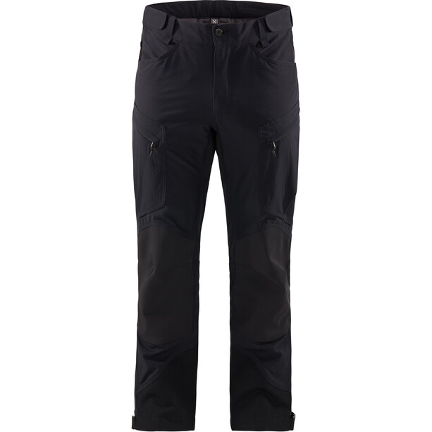 Haglöfs Rugged Mountain Pants Herr true black solid short
