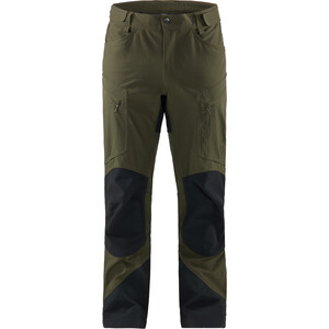 Haglöfs Rugged Mountain Pants Herre deep woods/true black deep woods/true black