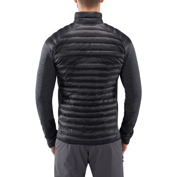 Haglöfs Mimic Hybrid Jacket Herr true black