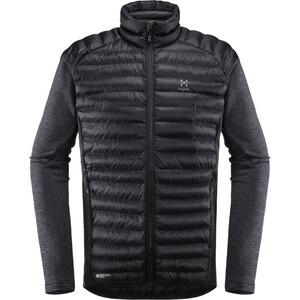 Haglöfs Mimic Hybrid Jacket Herr true black true black