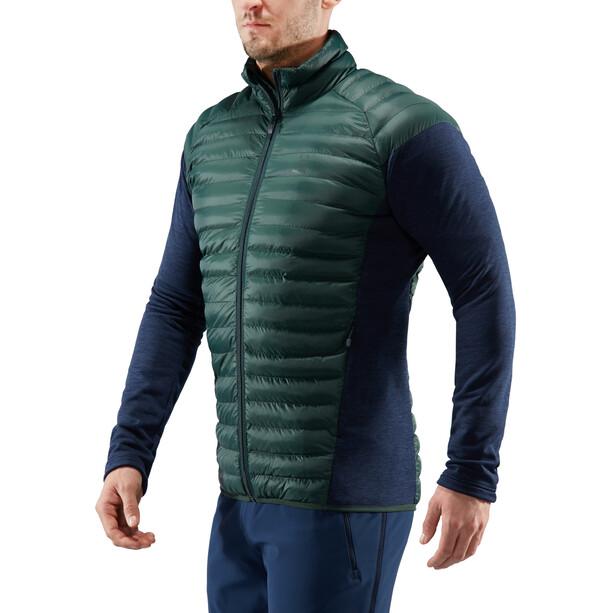Haglöfs Mimic Hybrid Jacket Herr mineral/tarn blue